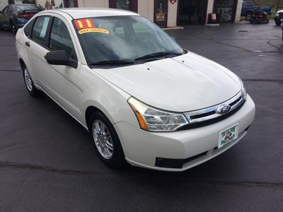 2011 Ford Focus SE for sale VIN: 1FAHP3FNXBW104293