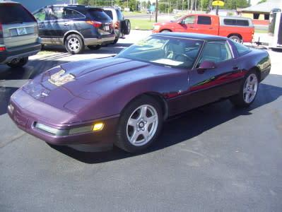 Chevrolet Corvette 1993 for Sale in Bucyrus, OH