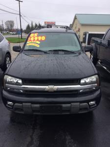 2005 Chevrolet TrailBlazer EXT LS for sale VIN: 1GNET16S856183705