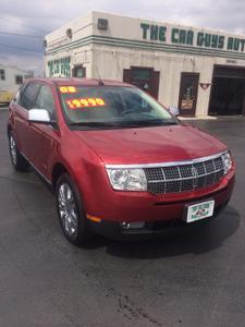 2008 Lincoln MKX  for sale VIN: 2LMDU68C48BJ17226
