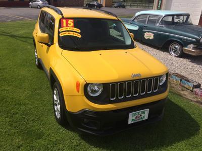 2015 Jeep Renegade Latitude for sale VIN: ZACCJABT7FPB84833