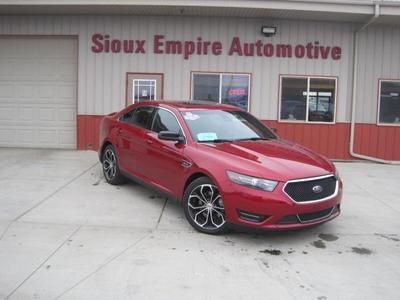 2015 Ford Taurus SHO for sale VIN: 1FAHP2KT2FG181609
