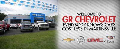 GR Chevrolet Buick GMC Cadillac Image 4