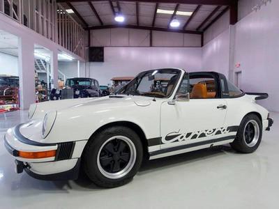 1975 Porsche 911  for sale VIN: 00000009115410170
