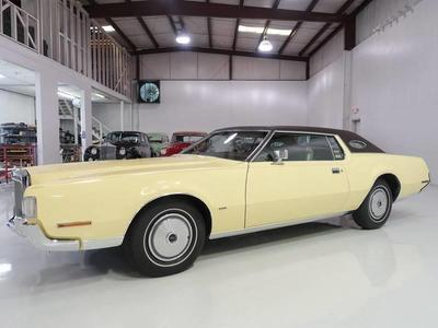 1972 Lincoln Continental  for sale VIN: 0000002Y89A891220