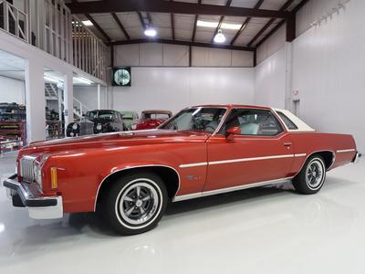 1977 Pontiac Grand Prix  for sale VIN: 00002H57Z7P325136