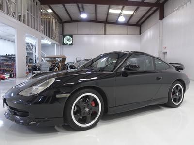 2001 Porsche 911 Carrera for sale VIN: WP0AA29911S622451