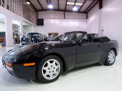1990 Porsche 944 S2 for sale VIN: WP0CB2942LN481482