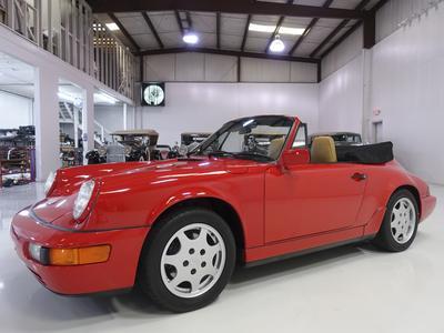 1990 Porsche 911 Carrera 2 Cabriolet for sale VIN: WP0CB2966LS470116