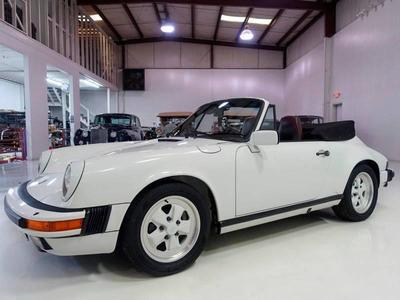 1986 Porsche 911 Cabriolet for sale VIN: WP0EB0910GS171860