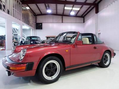 1983 Porsche 911 SC for sale VIN: WP0ZZZ91ZCS141724