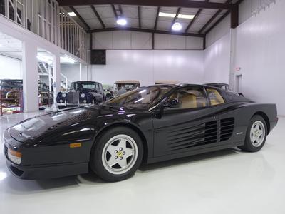 1988 Ferrari Testarossa  for sale VIN: ZFFSG17AXJ0076899