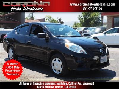 Nissan Versa 2014 for Sale in Corona, CA