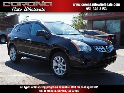 Nissan Rogue 2011 for Sale in Corona, CA