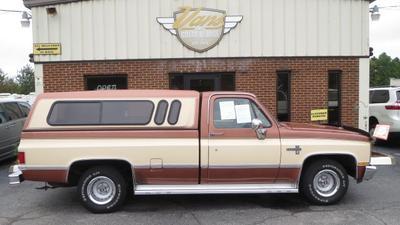 Chevrolet Pickup 1987 for Sale in Chesapeake, VA