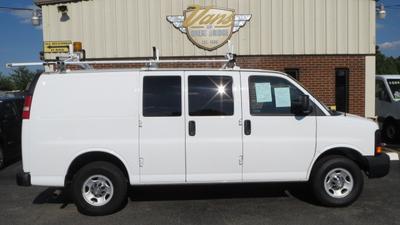 2011 Chevrolet Express 2500 Cargo for sale VIN: 1GCWGFBA0B1103933