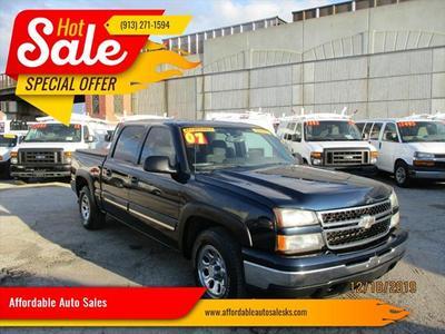 Chevrolet Silverado 1500 2007 for Sale in Olathe, KS