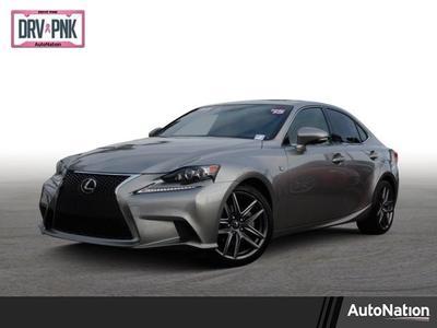 2015 Lexus IS 250 Base for sale VIN: JTHBF1D28F5067822