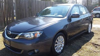 2008 Subaru Impreza 2.5i for sale VIN: JF1GE61638H516488