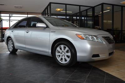 2007 Toyota Camry Hybrid  for sale VIN: 4T1BB46K17U002387