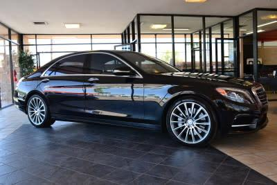 2016 Mercedes-Benz S-Class S 550 4MATIC for sale VIN: WDDUG8FB3GA246314