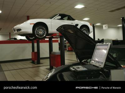 Porsche Warwick Image 1