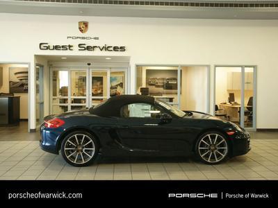 Porsche Warwick Image 2