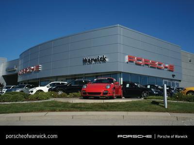 Porsche Warwick Image 4