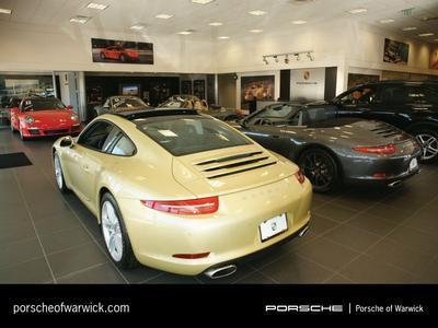 Porsche Warwick Image 5