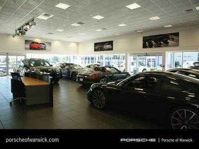 Porsche Warwick Image 6