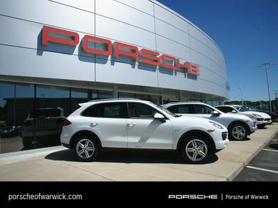 Porsche Warwick Image 8