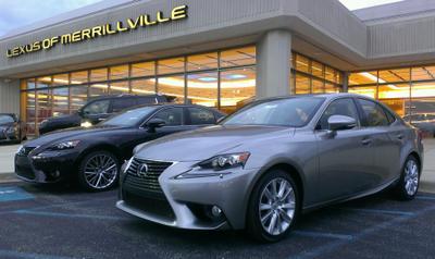Lexus of Merrillville Image 1