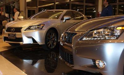 Lexus of Merrillville Image 4