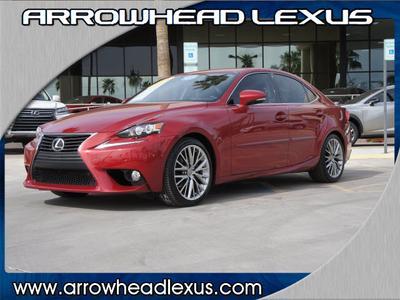 2014 Lexus IS 250 Base for sale VIN: JTHCF1D27E5004360