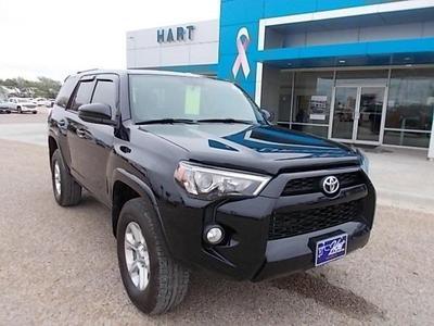 Toyota 4Runner 2018 a la venta en Dalhart, TX