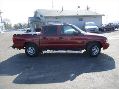 2003 GMC Sonoma  for sale VIN: 1GTDT13X93K158739