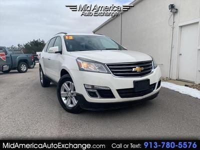 2013 Chevrolet Traverse 2LT for sale VIN: 1GNKVJKD8DJ216153
