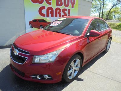 2011 Chevrolet Cruze LT for sale VIN: 1G1PF5S92B7209880
