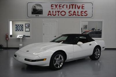 1995 Chevrolet Corvette  for sale VIN: 1G1YY32P7S5100697