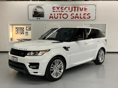 Land Rover Range Rover Sport 2016 for Sale in Fresno, CA