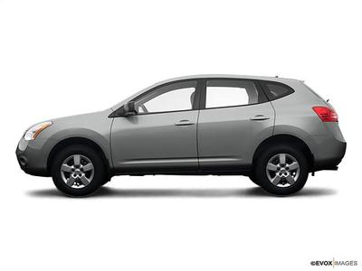 2009 Nissan Rogue S for sale VIN: JN8AS58V19W164481