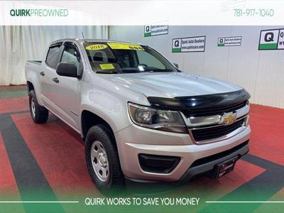 Chevrolet Colorado 2018 for Sale in Braintree, MA