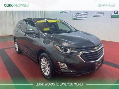 Chevrolet Equinox 2018 for Sale in Braintree, MA