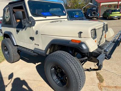 Jeep Wrangler 1993 for Sale in Lindale, TX