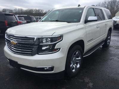 2015 Chevrolet Suburban 1500 LTZ for sale VIN: 1GNSKKKC1FR120245