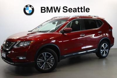 2018 nissan rogue hybrid for sale in seattle, washington 267112469 getauto.com