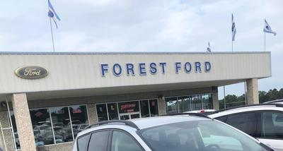 Forest Ford Chrysler Dodge Jeep RAM Inc. Image 4