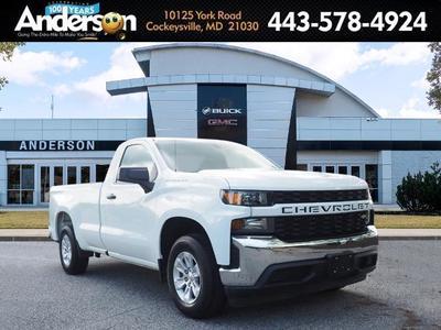 Chevrolet Silverado 1500 2020 for Sale in Cockeysville, MD