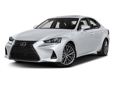 2017 Lexus IS 200t Base for sale VIN: JTHBA1D29H5048018