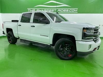 Chevrolet Silverado 1500 2018 for Sale in Englewood, CO